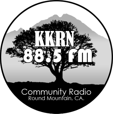 KKRN 88.5 FM from Round Mountain, CA